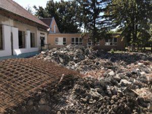 Nagymágocs óvodájának és bölcsődéjének infrastrukturális megújítása
