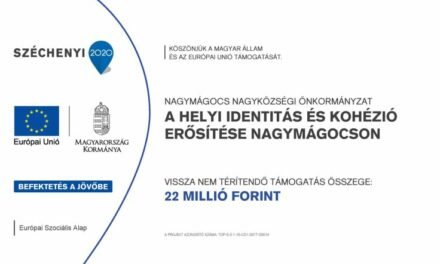 A helyi identitás és kohézió erősítése Nagymágocson